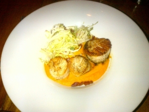 New Bedford Scallops