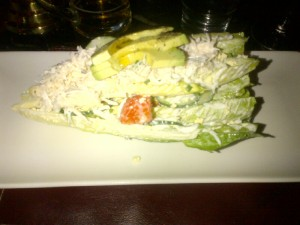 Crab Louie Salad ($17)