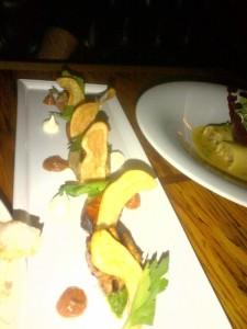 Chambar's Grillade be Boeuf and Chorizo