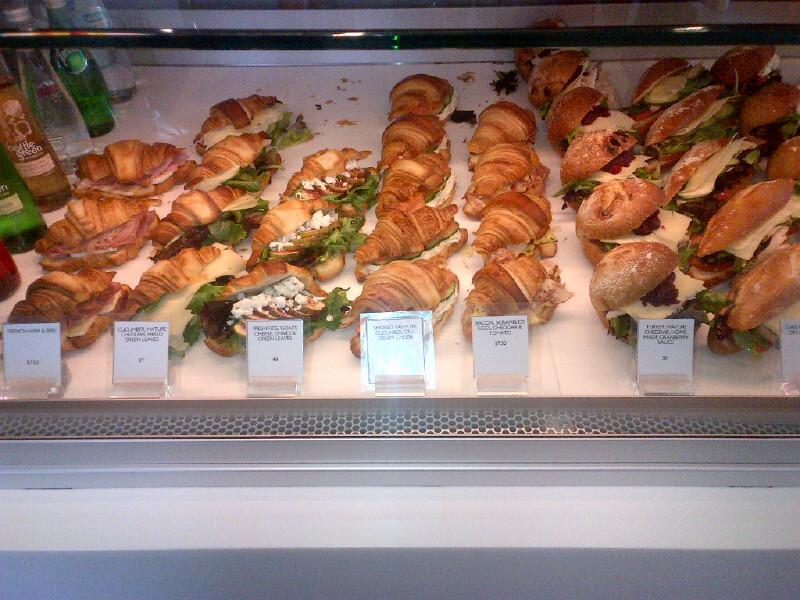 Nadege Sandwiches