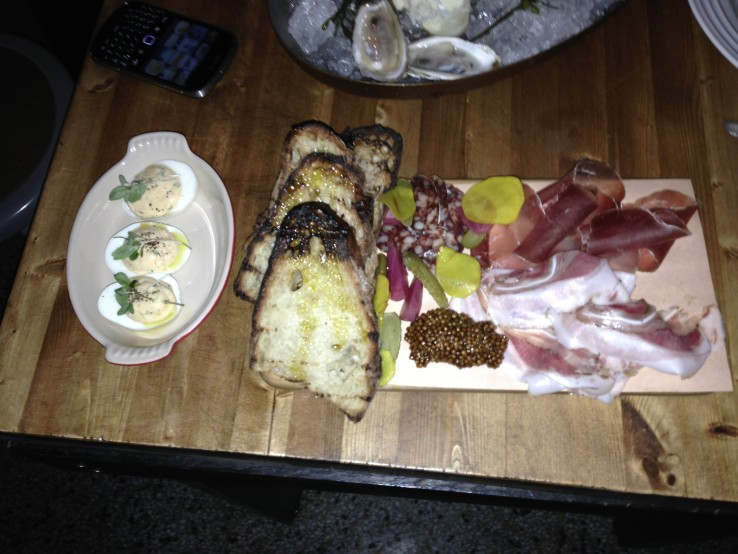 Charcuterie- Half Order $13
