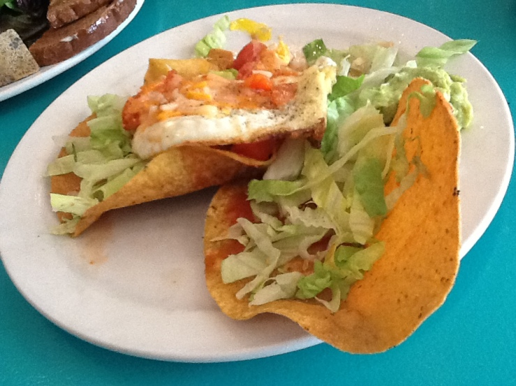 Huevos Rancheros: $12