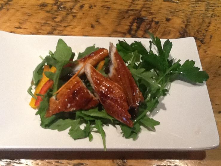 BBQ Eel ($6.25)