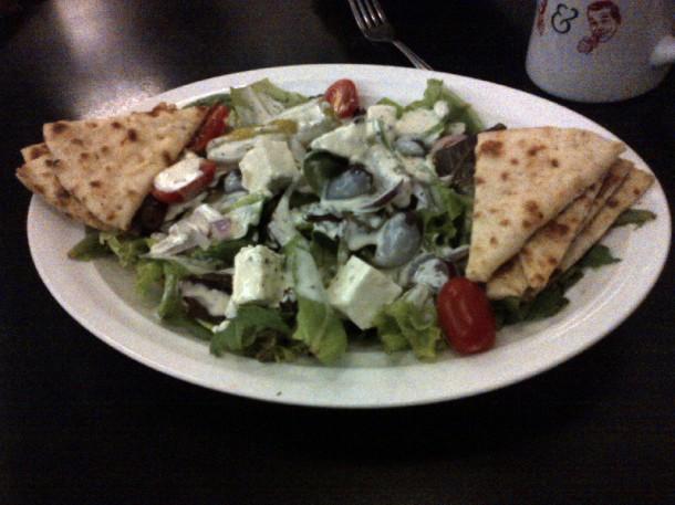 Sip and Bite Greek Salad