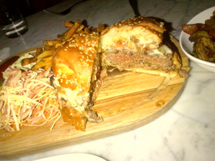 The Harbord Burger