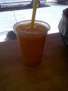 $2 Mango Juice