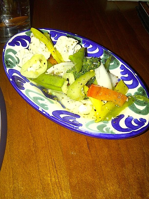 Giardiniera Pickles $3