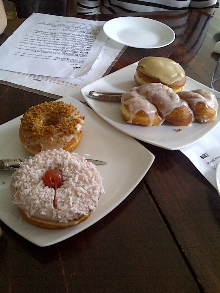 Array of Donuts (4 for $10)