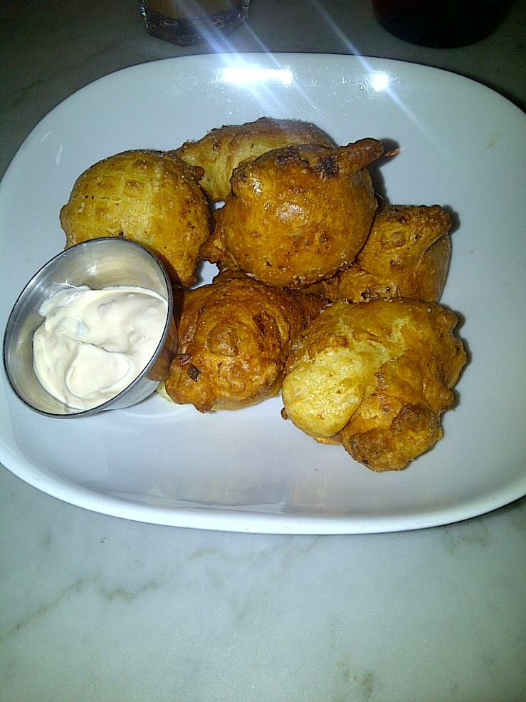 Conch Fritters $8