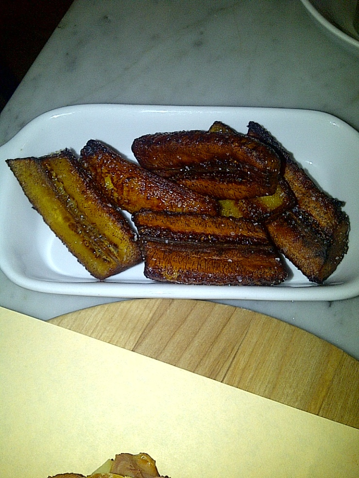 Delux Ripe Plantains $4