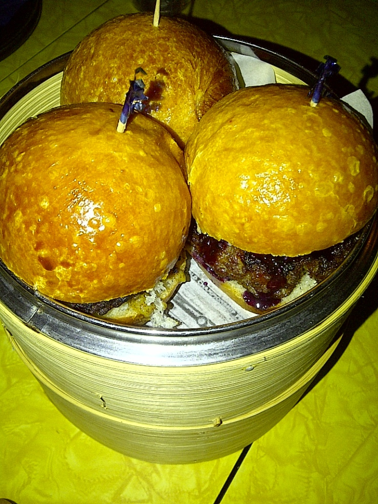 Bison Sliders $13