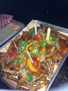 Wvrst Dirty Duck Fries $6.50