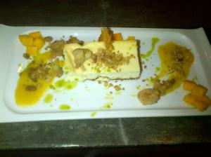 Key Lime Cheesecake $9