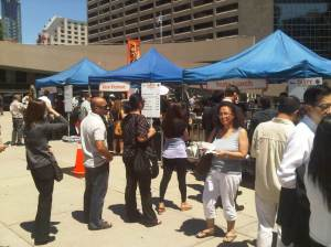 Tasty Thursday at Nathan Phillips Square