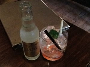 George and Tonic $9 (Half Size)