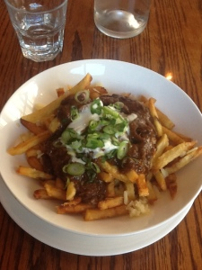 Braised Beef Poutine $9