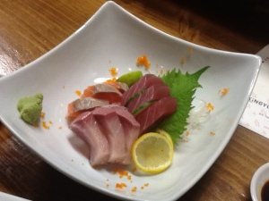 Sashimi- 3 Kind Assortment 25.00