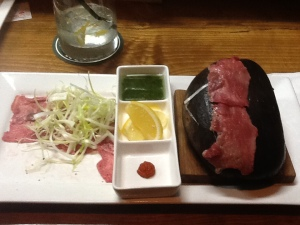 Stone Grilled Beef Tongue- Part 2