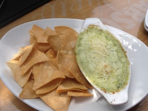 Spinach Dip $13