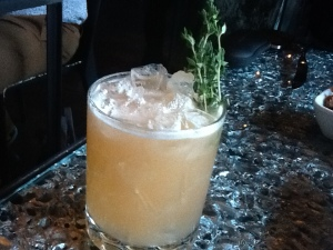 Old Thyme Sour $13