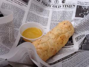Sausage Roll $4