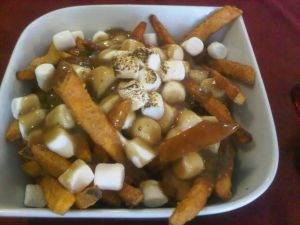 Candied Yam Fries $8
