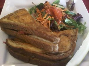 Honey Badger Reuben $12