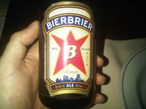 Bierbrier- Craft Beer from Montreal