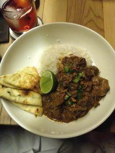 Sri Lankan Beef Curry $18.95