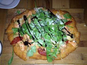 Crispy Potato Flatbread $10.75