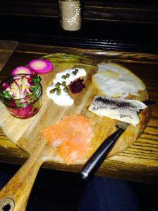 Fish Platter $18