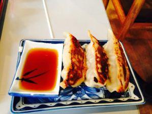 Gyozilla Dumplings $4.50