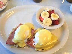 Eggs Benny $12