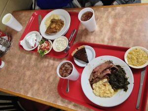 What $30 gets you at Arnold's Country Kitchen.