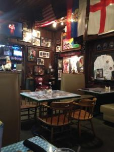 Marlowe's Interior