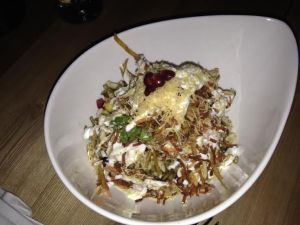 Vegetable String Chaat $8.70