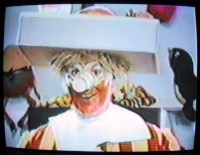 Willard Scott as the original Ronald McDonald- This would be enough to make me a vegetarian