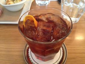 Sicilian Old-Fashioned