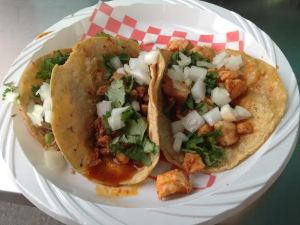 Tacos Three Ways $10