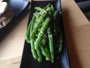 Dummy Salad (Green Beans)  $4