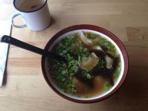 Chef Q Dumpling Soup