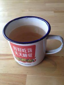Tea at Noodle Face