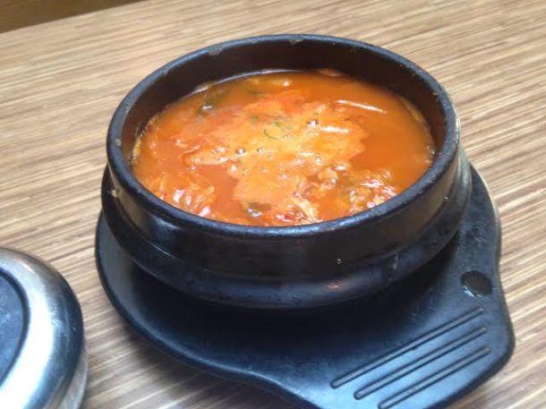 Tuna Kimchi Stew $9.95