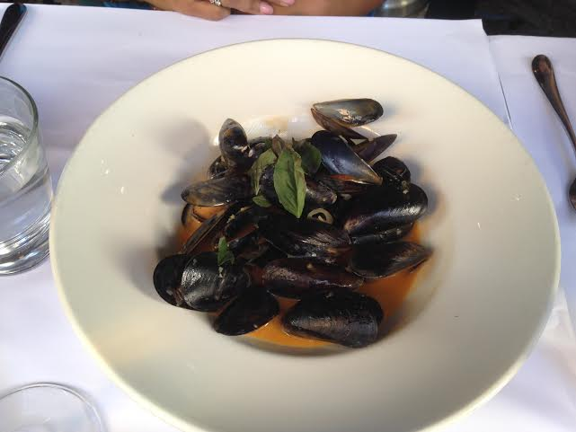 Thai Mussels (18.95 or each)