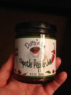 Dottie's Chipotle Pepper Jelly $9