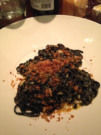 Neri (Squid Ink Pasta)