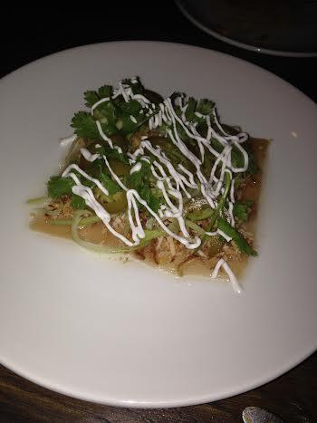 Albacore Tuna Crudo $14