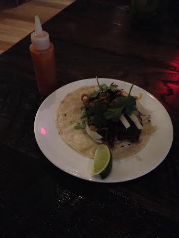 Bulgogi Taco $6