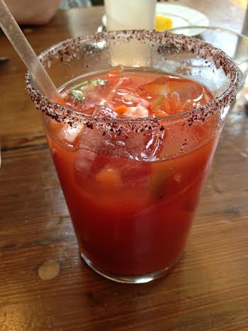 Persian Bloody Mary $11