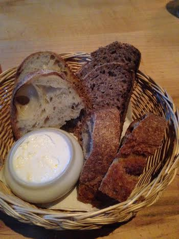 Complimentary Housemade Bread